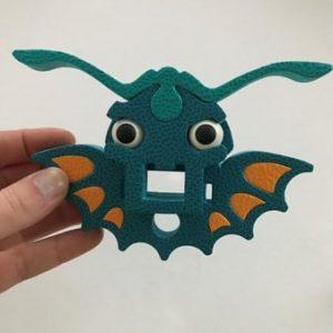 construction tete dragon