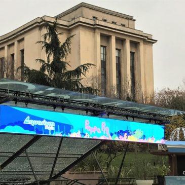 L'Aquarium de Paris, aidé de Peppa Pig, sensibilise les enfants à la protection des océans