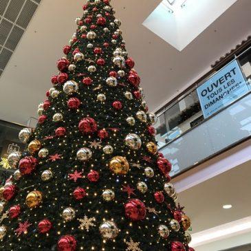 Noël à Vélizy 2… c'est magique! #ambassadeurvelizy2