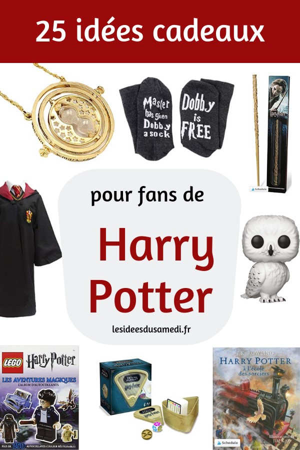 idees cadeaux harry potter gift guide