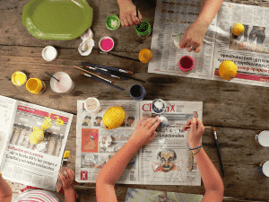 aider parents activites creatives