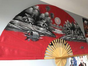 evential geant japonais deco chambre ado