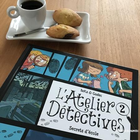atelier des detectives tome2