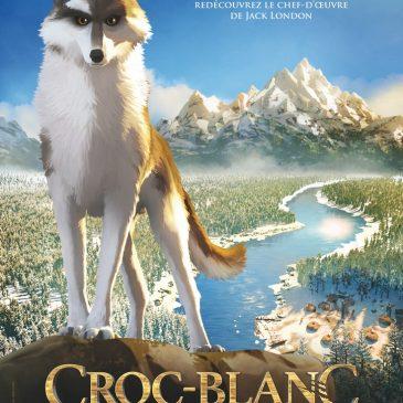 Redécouvrir Croc-Blanc grâce au film d'animation d'Alexandre Espigares