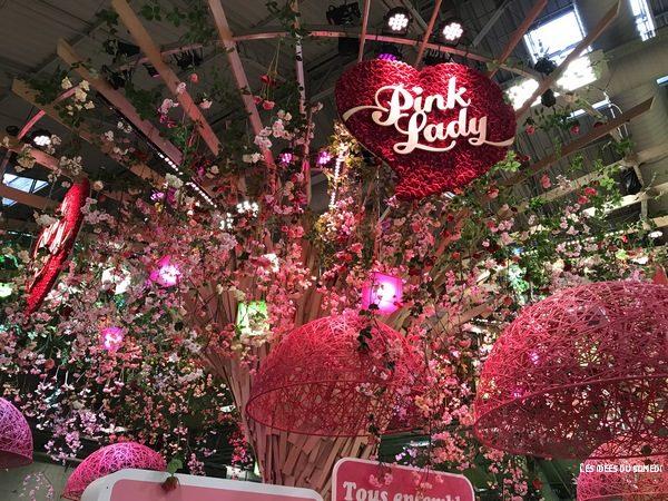 pommes pink lady