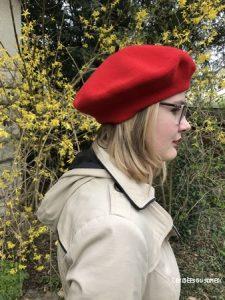 accessoire mode beret