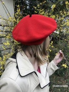 beret rouge france