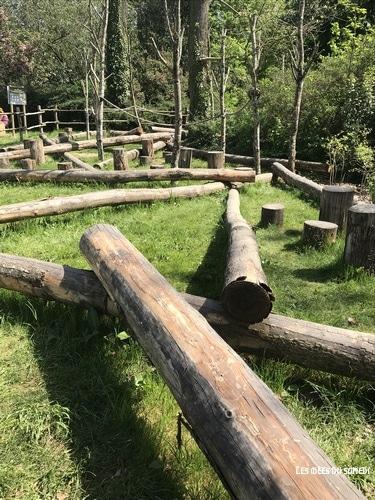 parcours exploration zoo