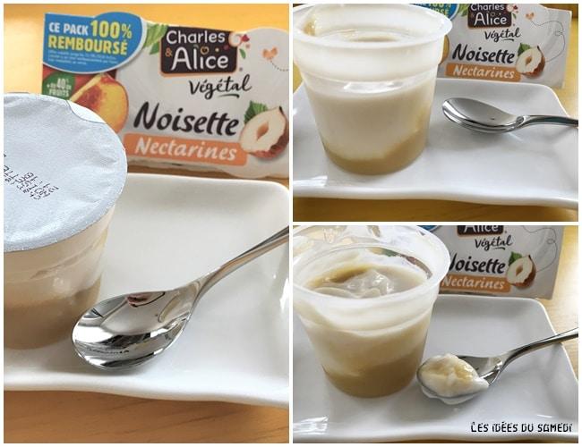 yaourt bicouche vegetal