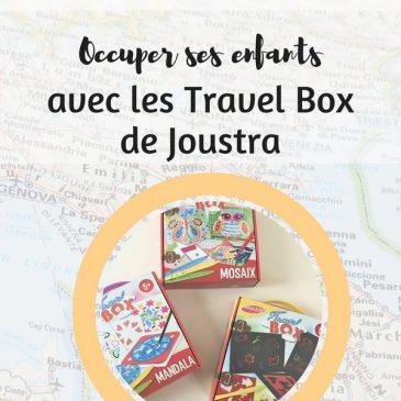 occuper enfants voyage kit joustra