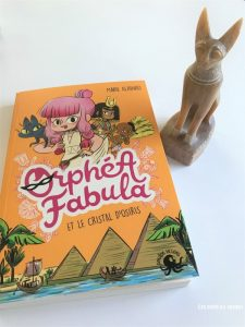 roman espionne orphea fabula
