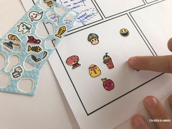 coller stickart maped