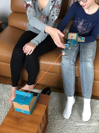 jouer ensemble nintendolabo