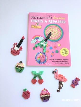 Un Livre Pour Des Modèles De Perles à Repasser Originaux Et Variés