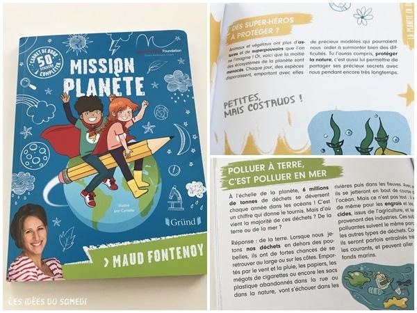 mission planete livre nature