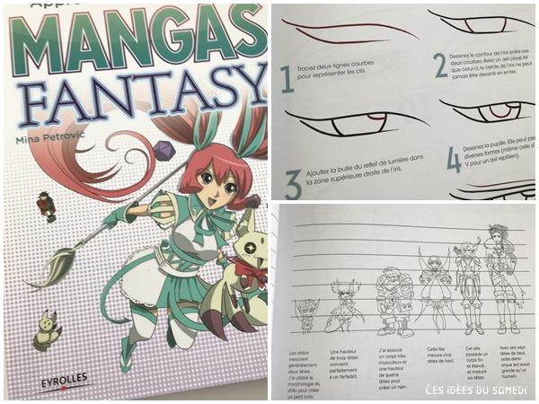 debuter dessin manga