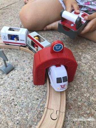 locomotive brio radiocomm