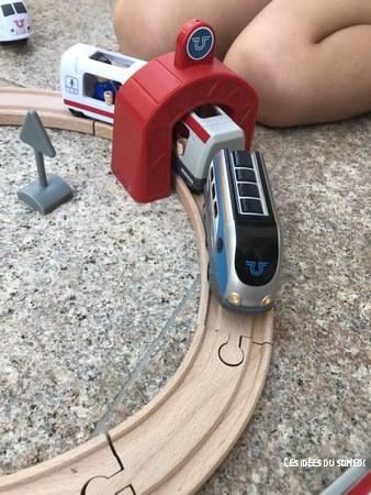 locomotive intelligente brio
