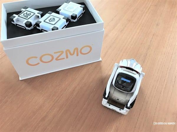 test cozmo robot