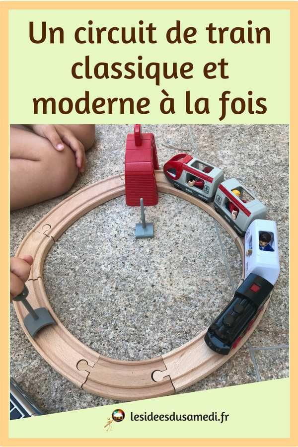 train intelligent brio
