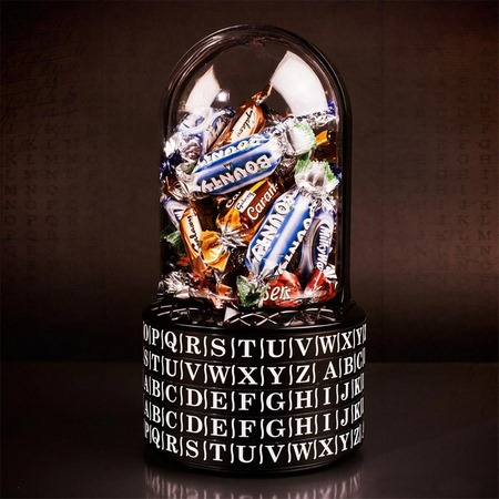 cryptex bonbons cadeau