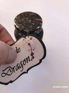 deco sang de dragon