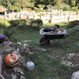 decouverte halloween france miniature