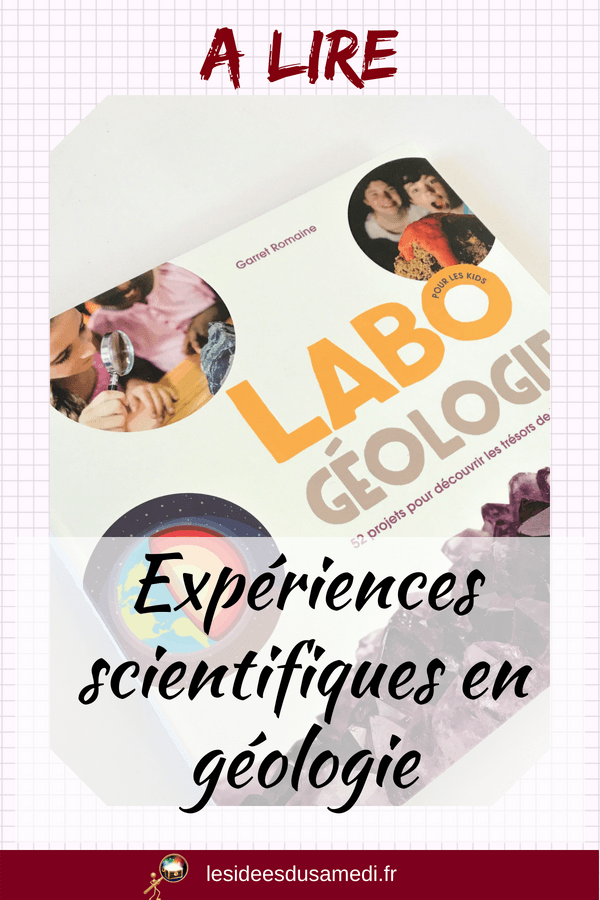 experience scientifique facile enfant