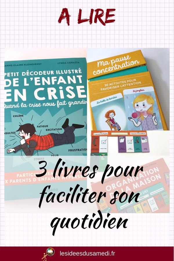 livre parent enfant aider