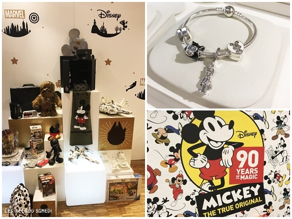 mickey anniversaire 90ans