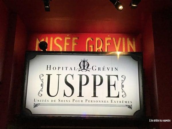 Halloween au musée Grévin: une expérience follement extrême….