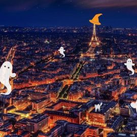halloween paris