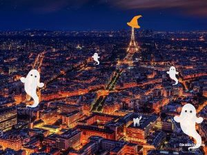 halloween paris