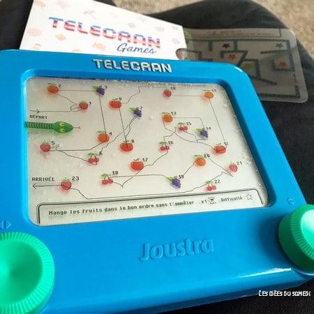 dessiner telecran jeu