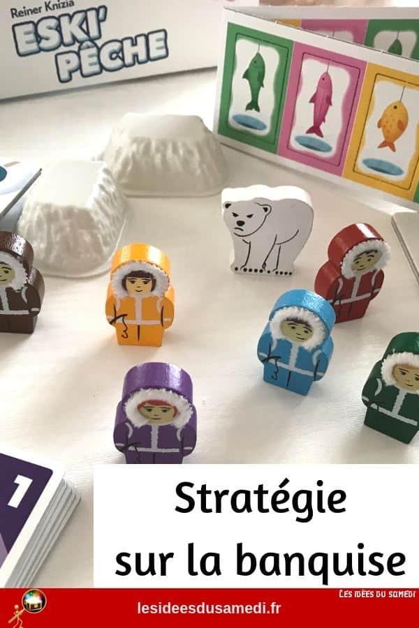 jeu strategie banquise