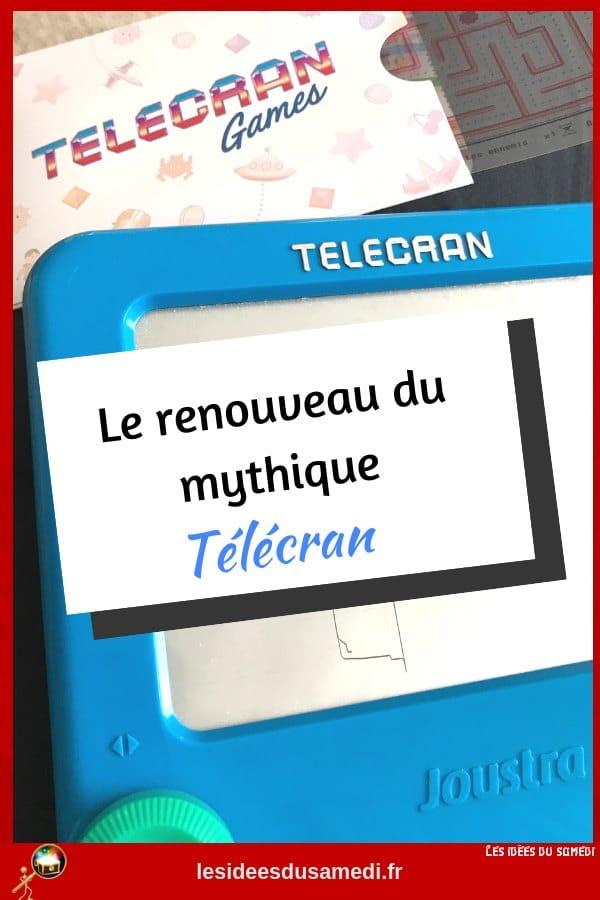vintage jeu telecran