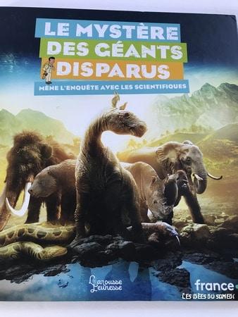 dinosaures monstres livre