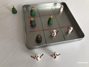 fabriquer jeu maison morpion