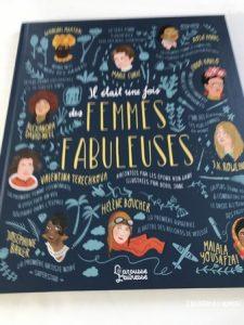 femmes fabuleuses livre