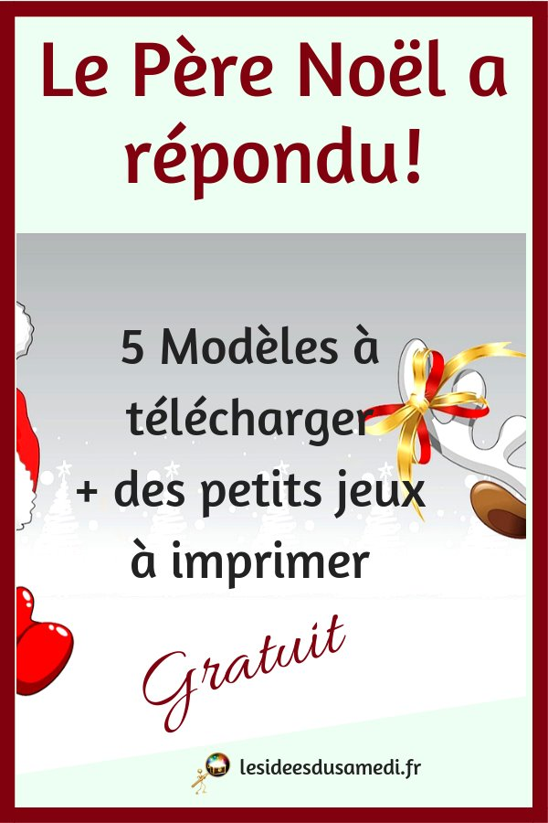 pere noel repond telecharger