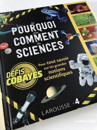 pourquoi sciences defis cobayes