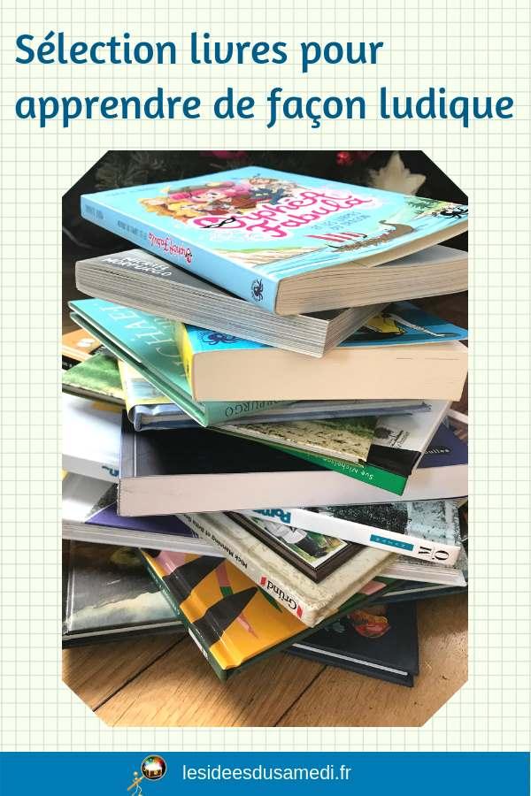 selection livres enfants 2018