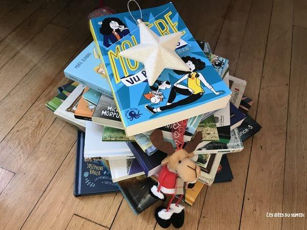 selection livres enfants ados noel2018