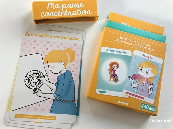 coffret pause relaxation mango edition