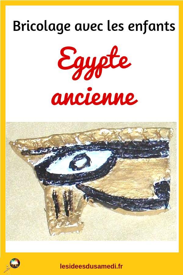 activite atelier theme egypte