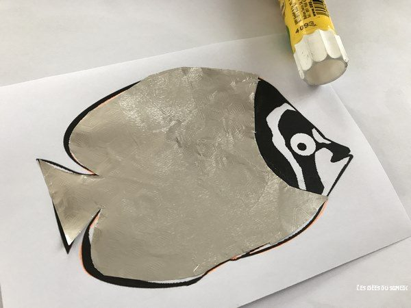 comment faire poisson aluminium