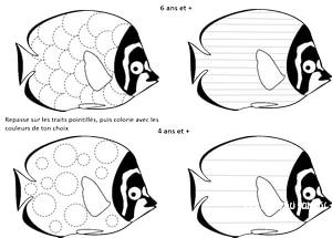 extrait fichier poisson avril