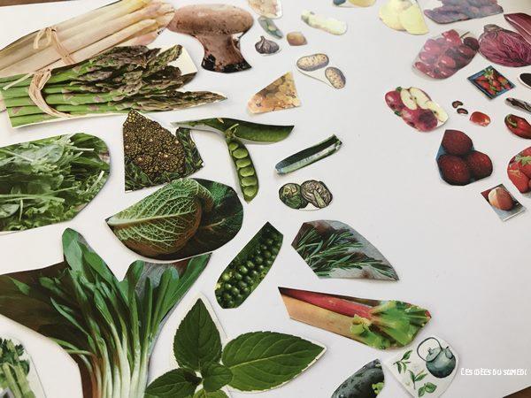 fruits legumes 100 jours ecole