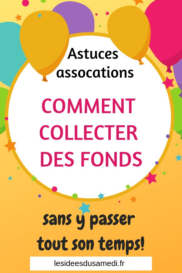 idee collecte fonds ecole association