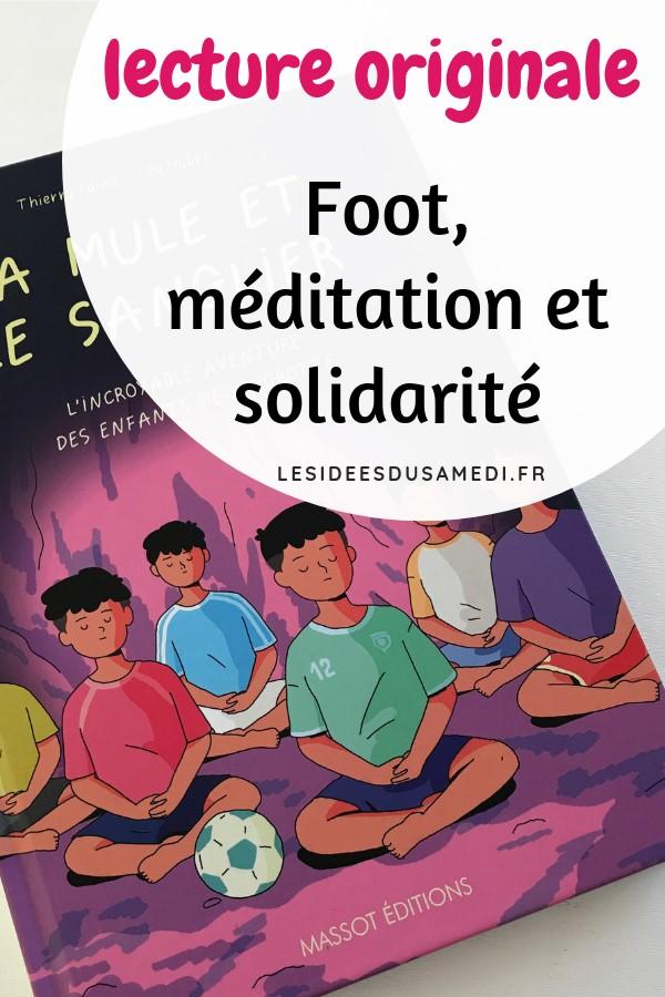 livre jeunesse originale solidarite meditation